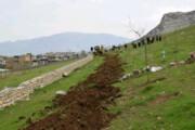 رفع تصرف ۱۳ هکتار از اراضی ملی خوی