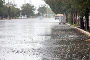 رشد ۵۳ درصدی بارندگی در هرمزگان