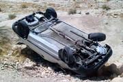 جهرم | ۵ کشته و زخمی حاصل واژگونی خودروسواری