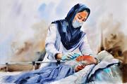 پاسداشتِ روز جهانی پرستار به سبکِ اصفهان