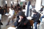 لزوم رعایت پروتکلهای بهداشتی در برگزاری امتحانات نهائی