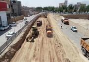 بازسازی مسیل یزد برای پیشگیری از آبگرفتگی | حریم رودخانه قدیمی شهر آزاد میشود