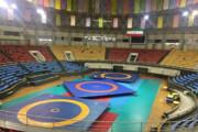 ارومیه میزبان جام باشگاههای کشتی جهان