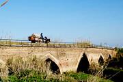 پل ۲۰۰ ساله آزان در آستانه تخریب