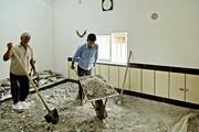 تلاش برای اتمام نوسازی خانههای تخریبی سیل گلستان تا پایان خرداد