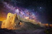 مرمت شهر تاریخی بلقیس اسفراین