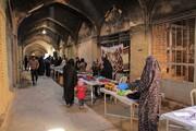 ساماندهی بازار قلعه محمود و میدان قلعه