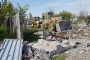 رفع تصرف ۱۹۸ هکتار اراضیملی از دست زمینخواران