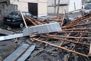 خسارت ۱۰ میلیارد و ۵۰۰ میلیون تومانی طوفان به روستاها