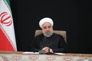 فیلم | نخستین اظهارات رئیس جمهور درباره وزارت صمت پس از برکناری رحمانی