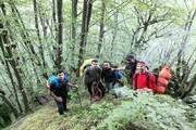 کوهنوردان گمشده در ارتفاعات آستارا نجات یافتند