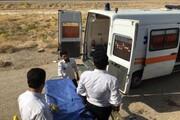 تصادف در جاده حادثهخیز مهاباد ۲ کشته برجا گذاشت