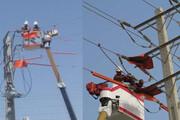 ۴۰ مگاوات به ظرفیت برق ورامین افزوده شد