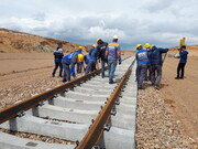 افزایش ۳ برابری اعتبار راهآهن اردبیل