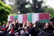 پیکر ۴ شهید ناوچه کنارک در فارس تشییع میشود