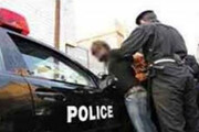 سرعت عمل پلیس خمین سارق زورگیر را غافلگیر کرد