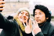 عکس | مهناز افشار با فیلم ژاپنی میآید