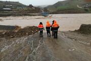 وضعیت مبهم پلهای خسارت دیده از سیل   پل را در همان جای قبلی سیل احداث میکنند!