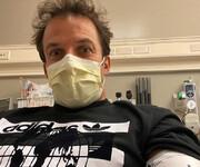 بستری شدن اسطوره یوونتوس در بیمارستان