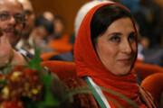 عکس | هدیه فاطمه معتمدآریا به موزه سینما
