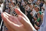 اقامه نماز عید فطر در برخی از مساجد خراسان جنوبی