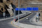 اعمال محدودیت در قطعه ۴ آزاد راه تهران-شمال در عید فطر