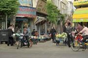 اسبابکشی میوه فروشها پس از ۴۰سال