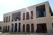 آشنایی با عمارت سبزآباد - بوشهر