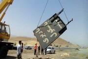 ساماندهی تبلیغات جادهای در یزد | تابلوهای غیرمجاز جمعآوری میشود