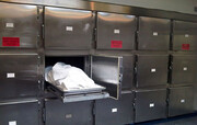 آخرین جزئیات ١٨ ساعت حبس زن میانسال در سردخانه