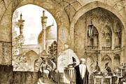آشنایی با مدرسه چهارباغ - اصفهان