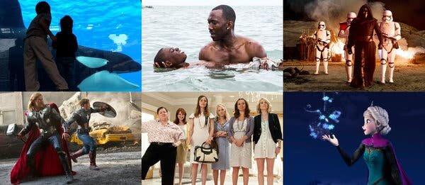 تاثیرگذارترین فیلم های دهه دوم