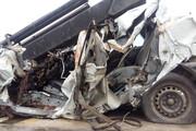 تصادف در جاده آققلا - گنبد جان راننده پراید را گرفت