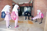 معلمان حاضر دانشآموزان غایب!
