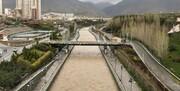 وضعیت ۶ کانال و رودخانه بزرگ پایتخت در پی بارشهای شدید |لایروبی و پاکسازی مسیلها