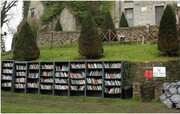 خرید و فروش کتاب بر مبنای صداقت در روستای ولز