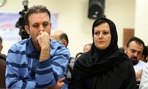 تبانی سلطان خودرو و زنش با مدیران سایپا | جزئیات دادگاه ۲ مفسد اقتصادی محکوم به اعدام | وحید بهزادی و نجوا لاشیدایی را بشناسید