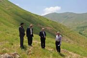 اختصاص ۱۰۰ میلیون یورو برای طرحهای آبخیزداری کشور