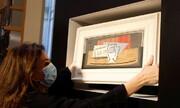 زن ایتالیایی برنده نقاشی یک میلیون یورویی پیکاسو شد