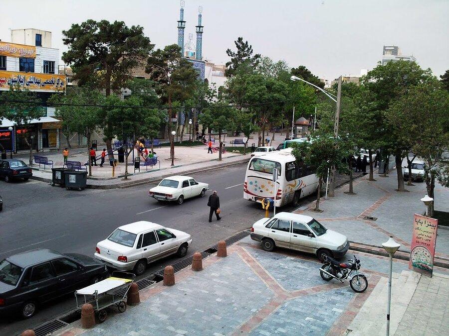 مسکن - نازیآباد