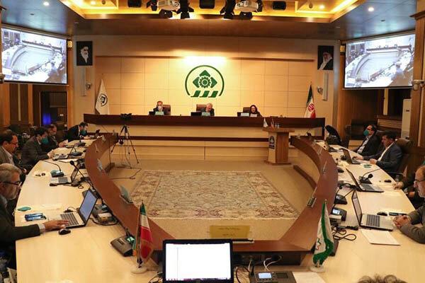 جلسه علنی شورای شهر شیراز