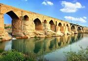 آخرین وضعیت مرمت پل تاریخی دزفول | طاقهای پل نیازمند مرمت اساسی است