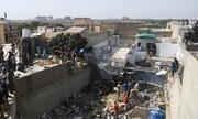 تازهترین جزئیات سقوط هواپیمای پاکستانی   آخرین مکالمه خلبان
