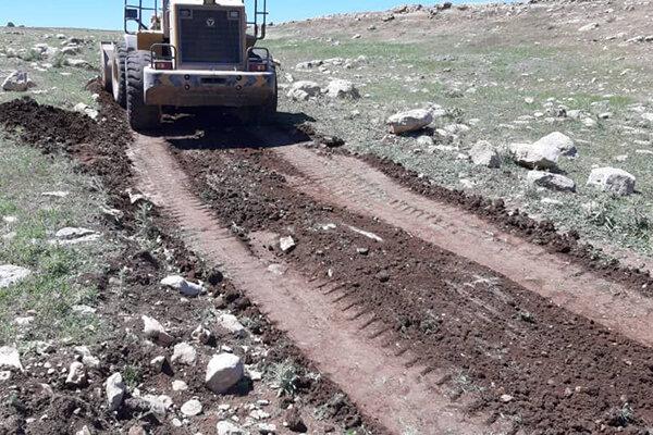 بهسازی راههای روستایی
