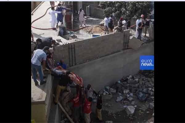 کراچی سقوط هواپیما