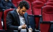 تصاویر | دادگاه ۲۱ متهم کلان ارزی ؛ ژستهای کرونایی متهمان | سبد ۱۸ جلدی تخلفات