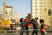 عکس روز| بوکس دختران در غزه
