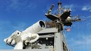 سلاح لیزری آمریکا که هواپیما را در آسمان منهدم میکند