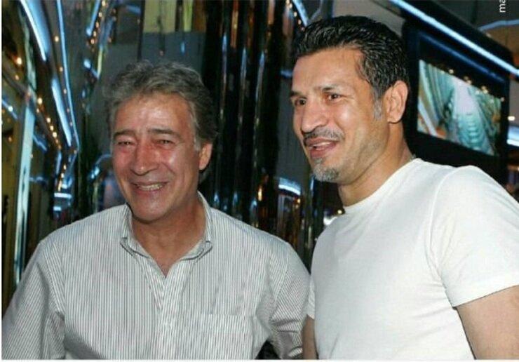 علی دایی/ ناصر حجازی