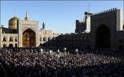 عید فطر حرم رضوی در آیینه تاریخ